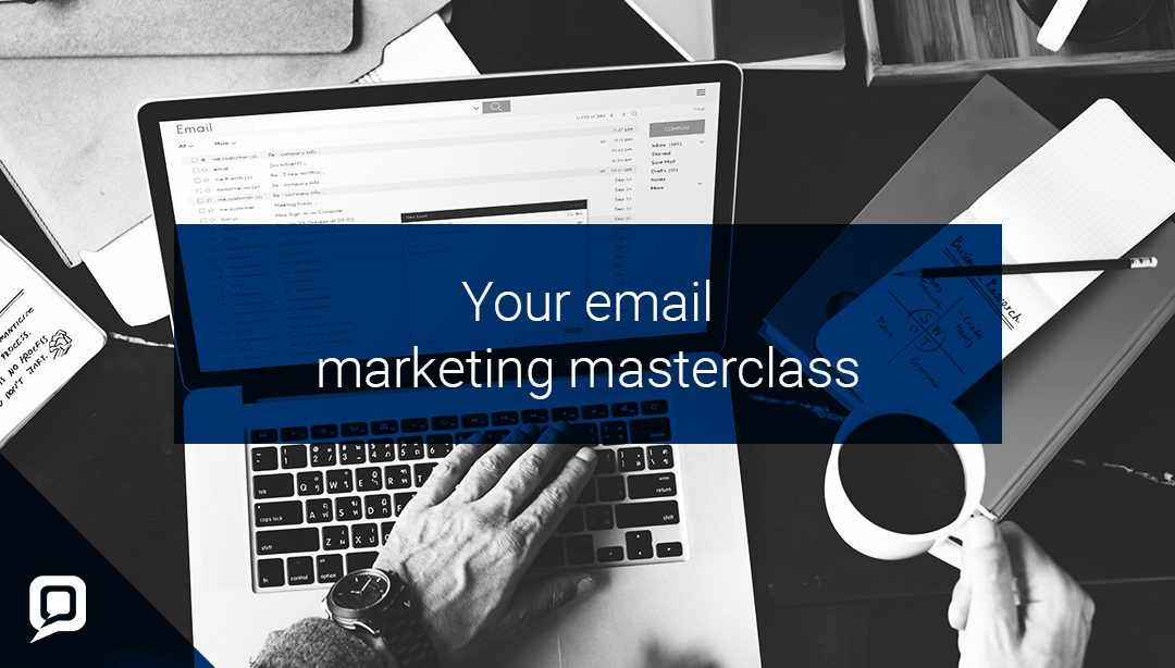 What makes an effective email for property?