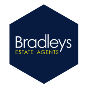 Bradleys logo inside a hexagon