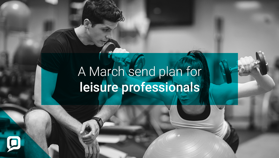 Drive gym memberships with your email marketing this March