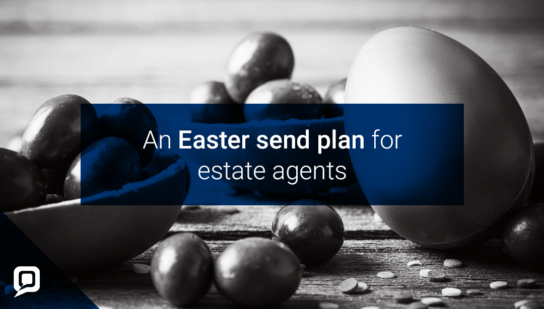 Easter send plan blog cover for estate agents