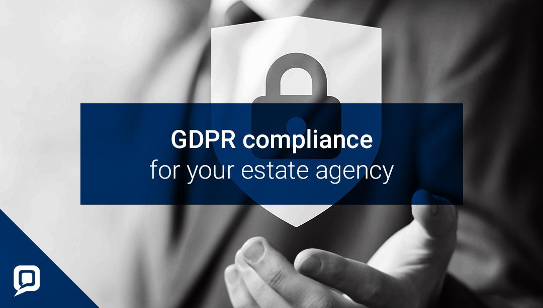 GDPR for estate agents blog