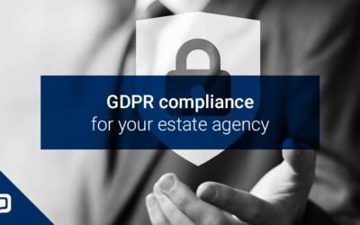 What does the GDPR mean for estate agents?