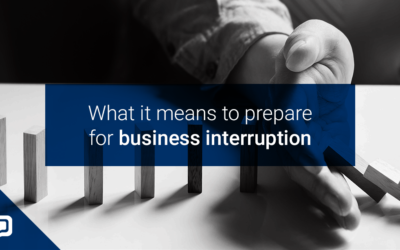 Preparing your estate agency for business interruption right now