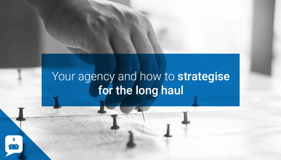 Estate agency strategic prospecting blog cover