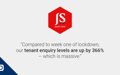 Jacobs Steel Estate Agents: enquiry levels up for rental and sales market