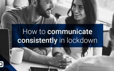 How agents can maintain positive relationships during lockdown