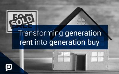 Transforming 'generation rent' into 'generation buy'