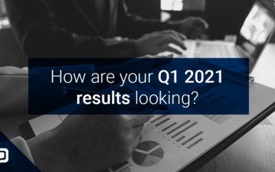 How are your Q1 2021 results looking?