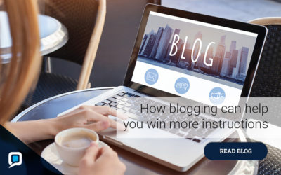 How blogging can help you win more instructions